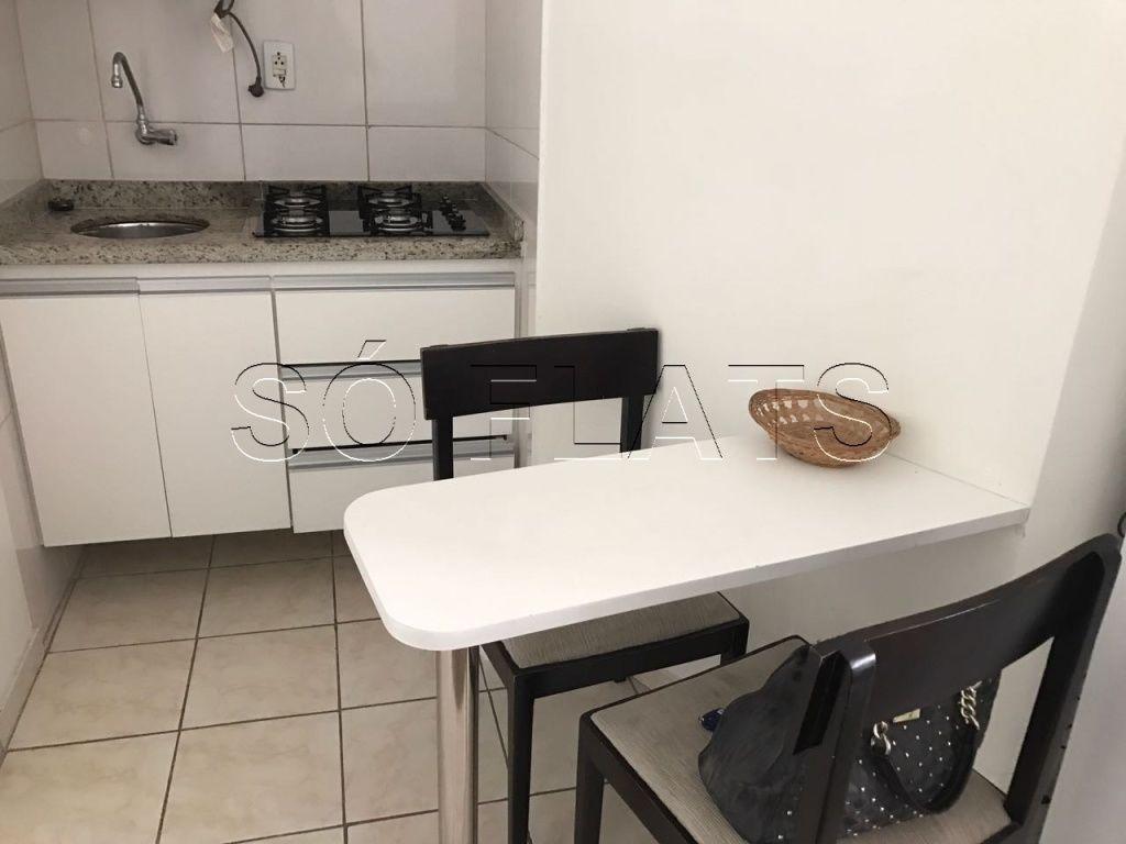 Moema Studio. Excelente custo benefício, flat em Moema para entrada imediata.