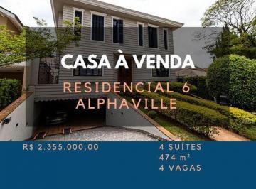 Casa · 474m² · 4 Quartos · 4 Vagas