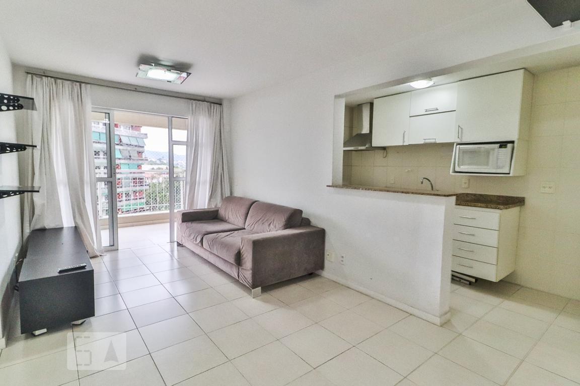 Apartamento para Aluguel - Pechincha, 2 Quartos,  64 m²