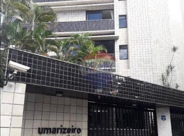 Apartamento com 4 dormitórios para alugar, 191 m² por R$ 3.000/mês - T
