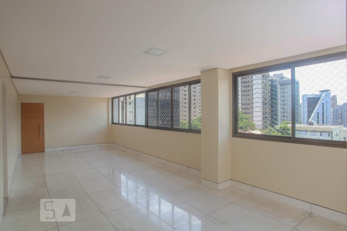 Apartamento para Aluguel - Santo Agostinho, 4 Quartos,  138 m²