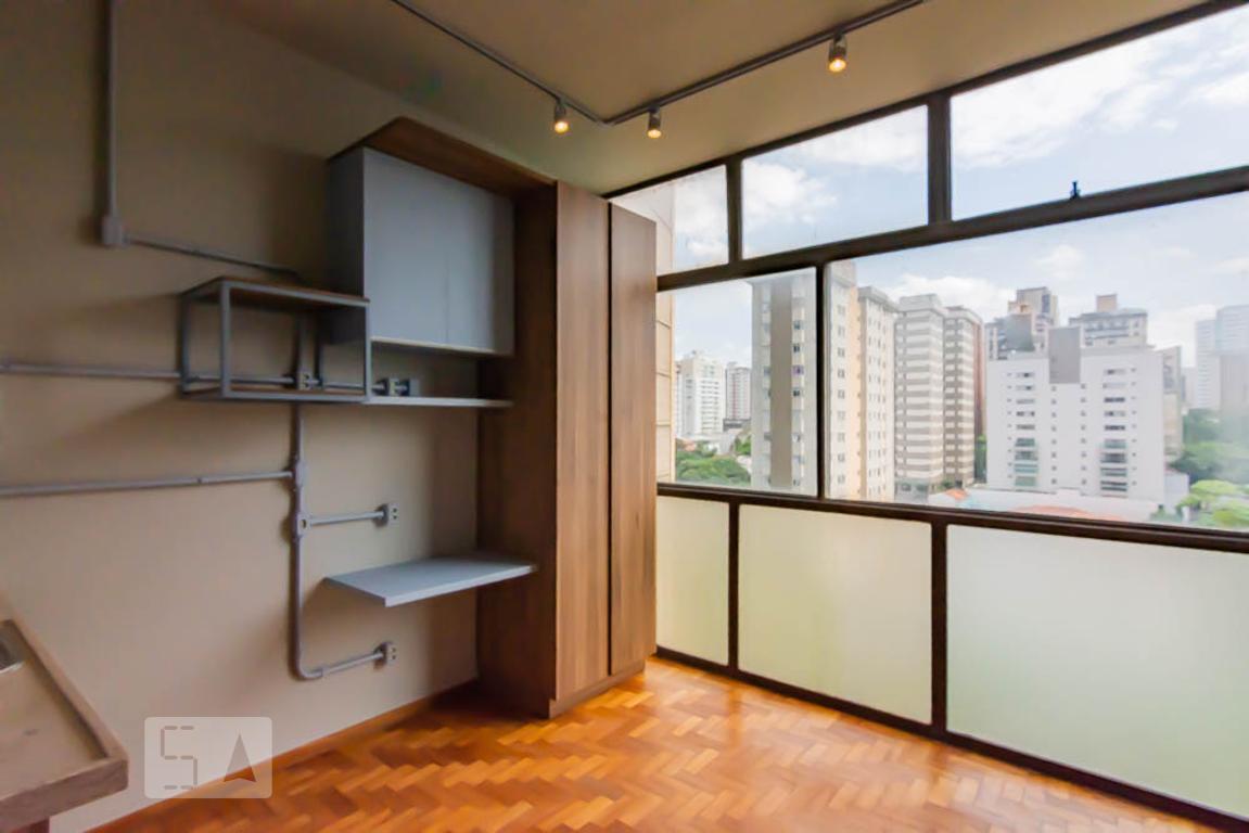Apartamento para Aluguel - Santo Agostinho, 1 Quarto,  20 m²