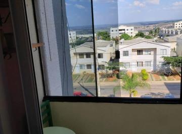 Apartamento de 2 quartos, São Sebastião