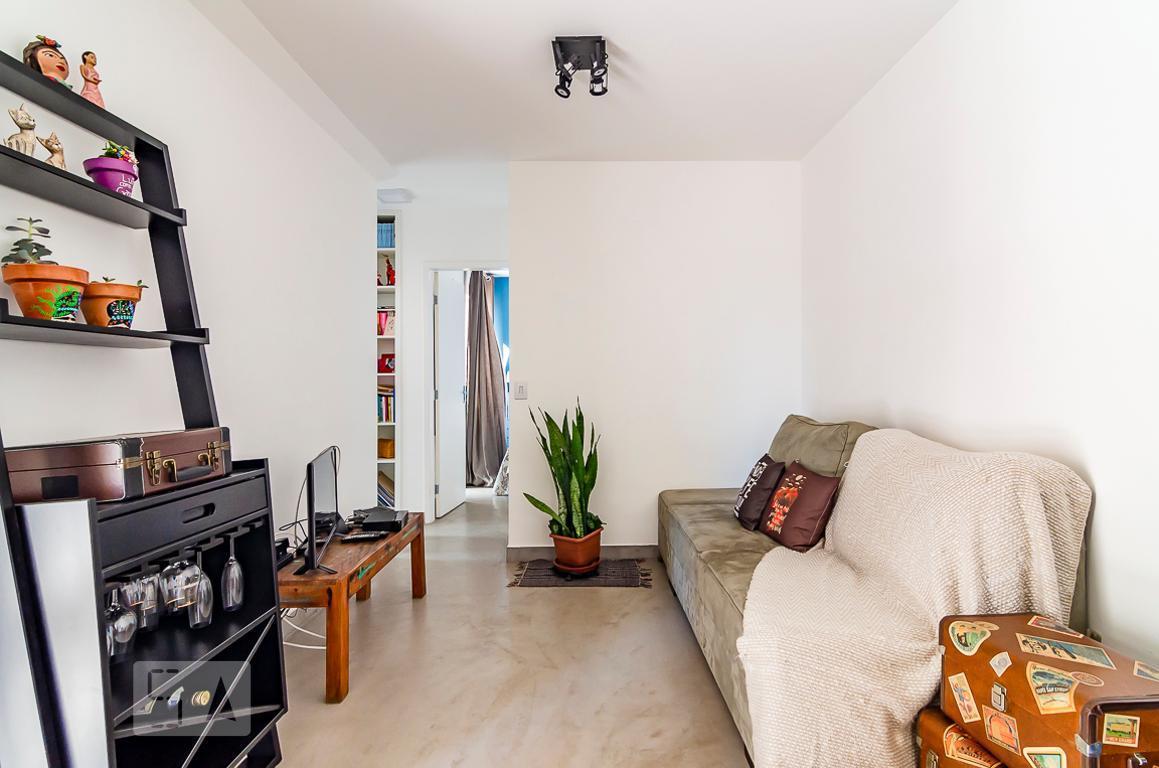 Apartamento para Aluguel - Pompéia, 2 Quartos,  60 m²