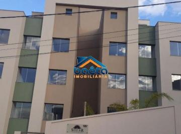 Apartamento de 2 quartos, Itabirito
