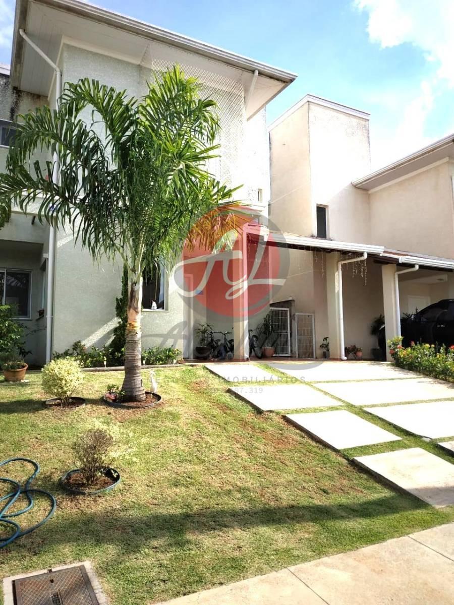 Lindo Sobrado Condomínio Jardim Dos Aromas, Indaiatuba/SP!