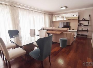 100% mobiliado - Apartamento para venda com 3 quartos em Cristo Rei Curitiba