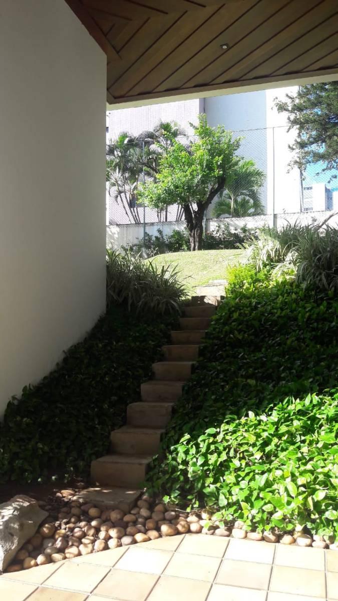 Mansão Pedra do Valle - Apartamento 350 m²,  4 Quartos, 2 Garagens - Chame Chame