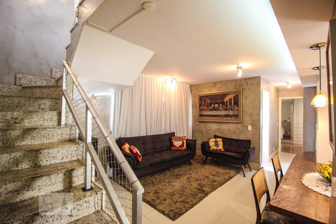 Apartamento para Aluguel - Serra, 4 Quartos,  150 m²