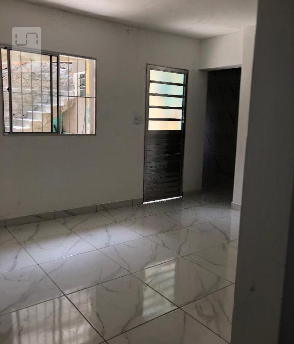 Casa para Aluguel - Cangaíba, 1 Quarto,  50 m²