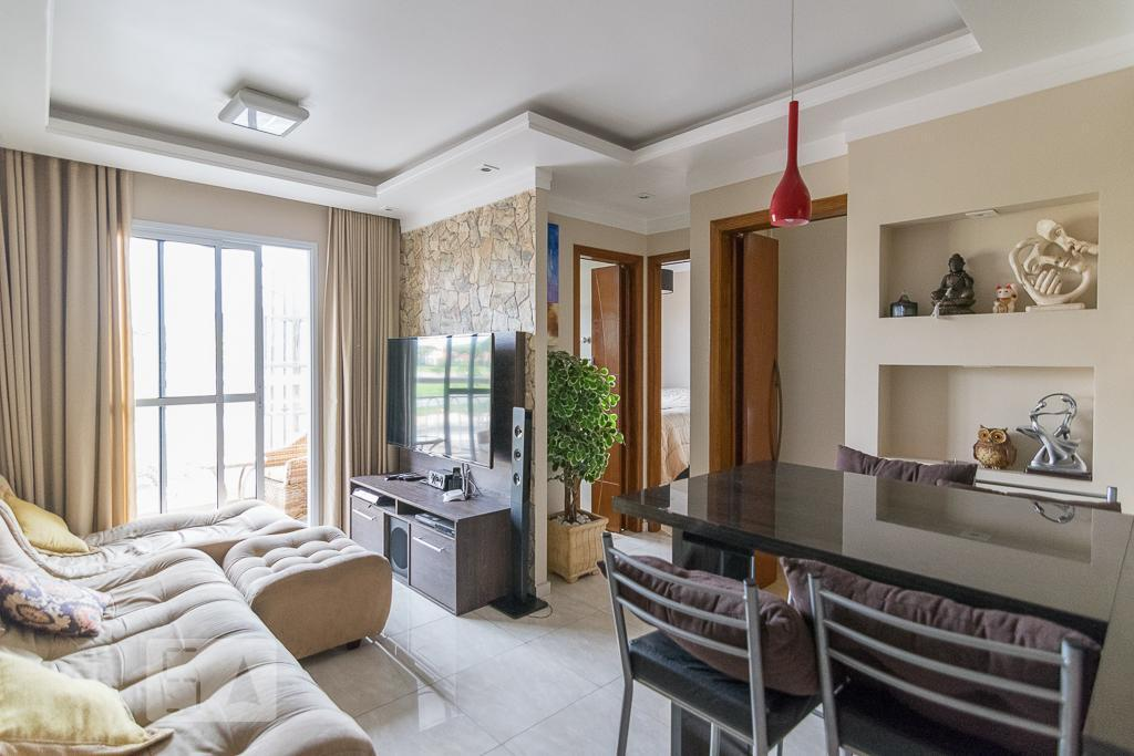 Apartamento para Aluguel - Vila Lusitânia, 2 Quartos,  46 m²