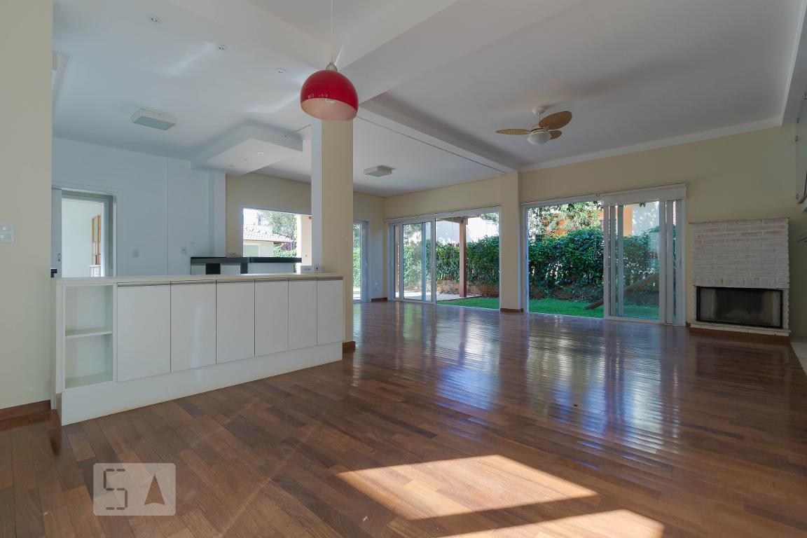 Casa para Aluguel - Jardim do Sol, 4 Quartos,  355 m²