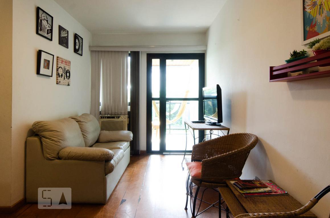 Apartamento para Aluguel - Ipanema, 1 Quarto,  42 m²