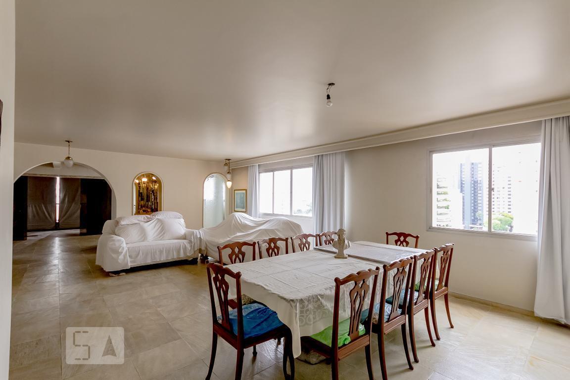 Apartamento para Aluguel - Setor Oeste, 3 Quartos,  250 m² - Goiânia