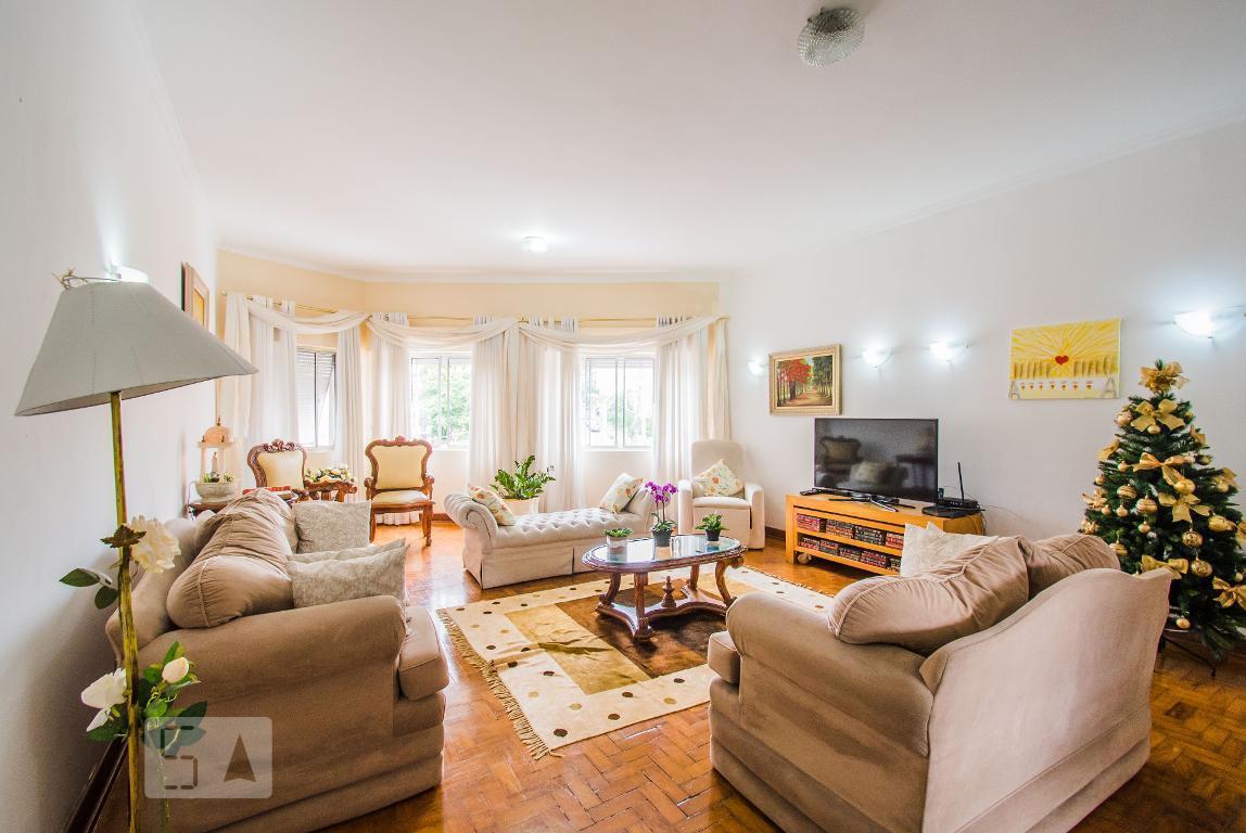 Apartamento para Aluguel - Aclimação, 3 Quartos,  170 m²