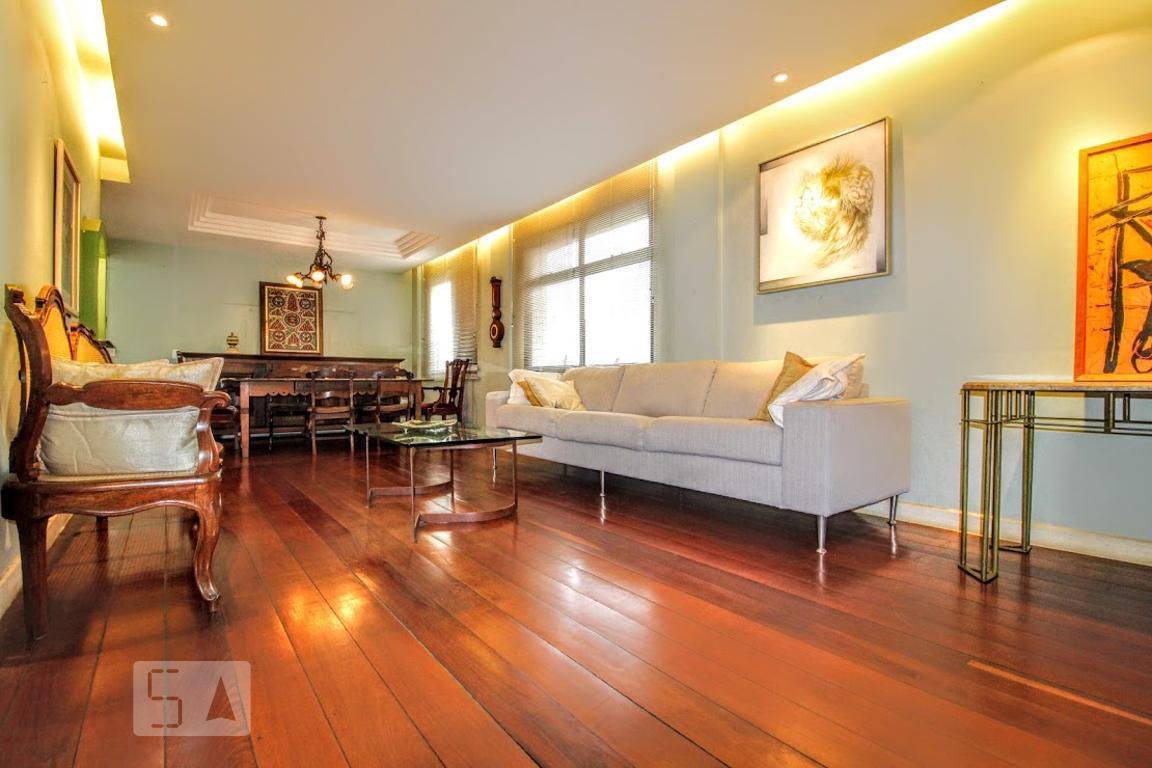 Apartamento para Aluguel - Sion, 3 Quartos,  150 m²
