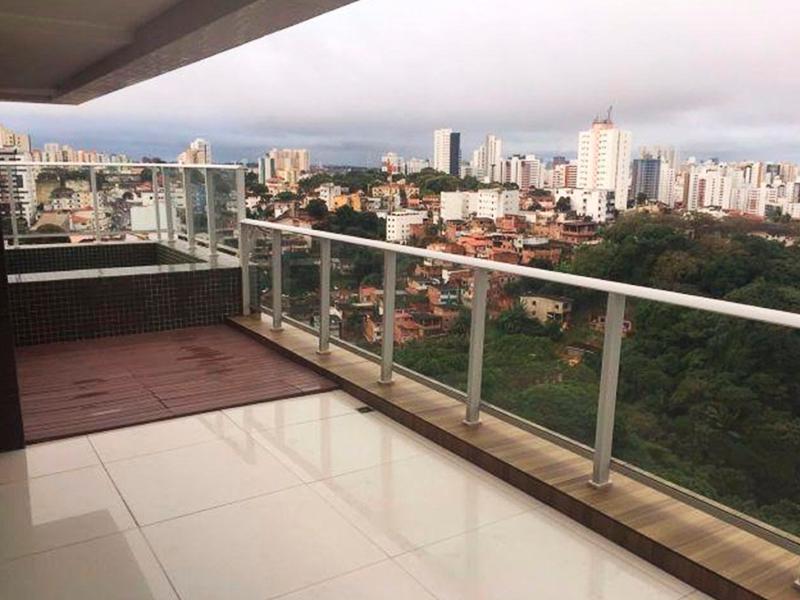 Cobertura Residencial, 2 suites com 108m² - Horto Florestal
