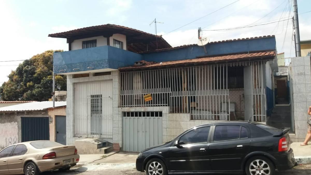 Casa no Bairro Industrial Contagem