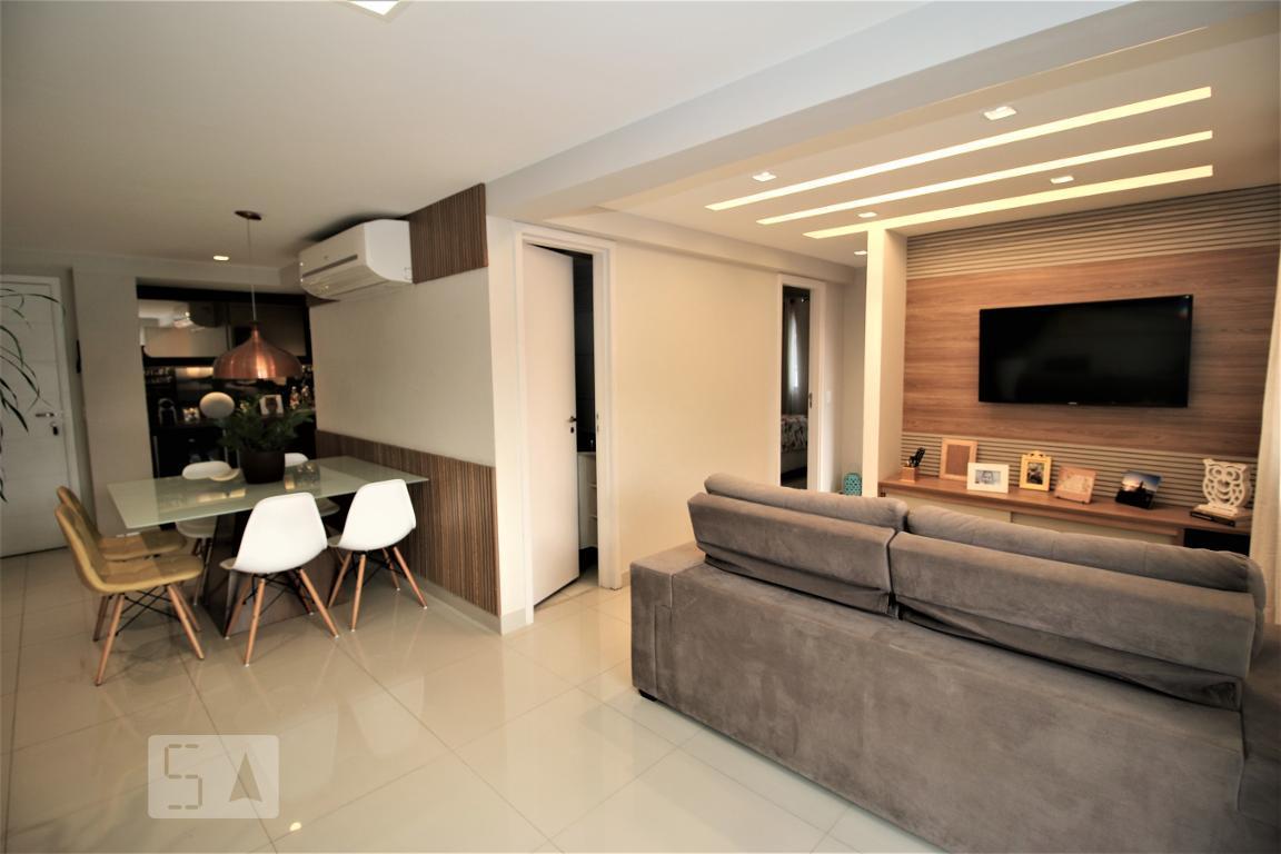 Apartamento para Aluguel - Pechincha, 2 Quartos,  80 m²