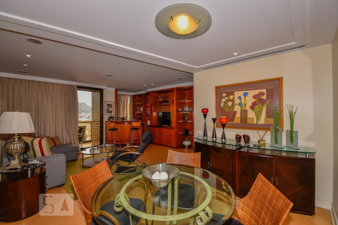Apartamento para Aluguel - Ipanema, 1 Quarto,  100 m²