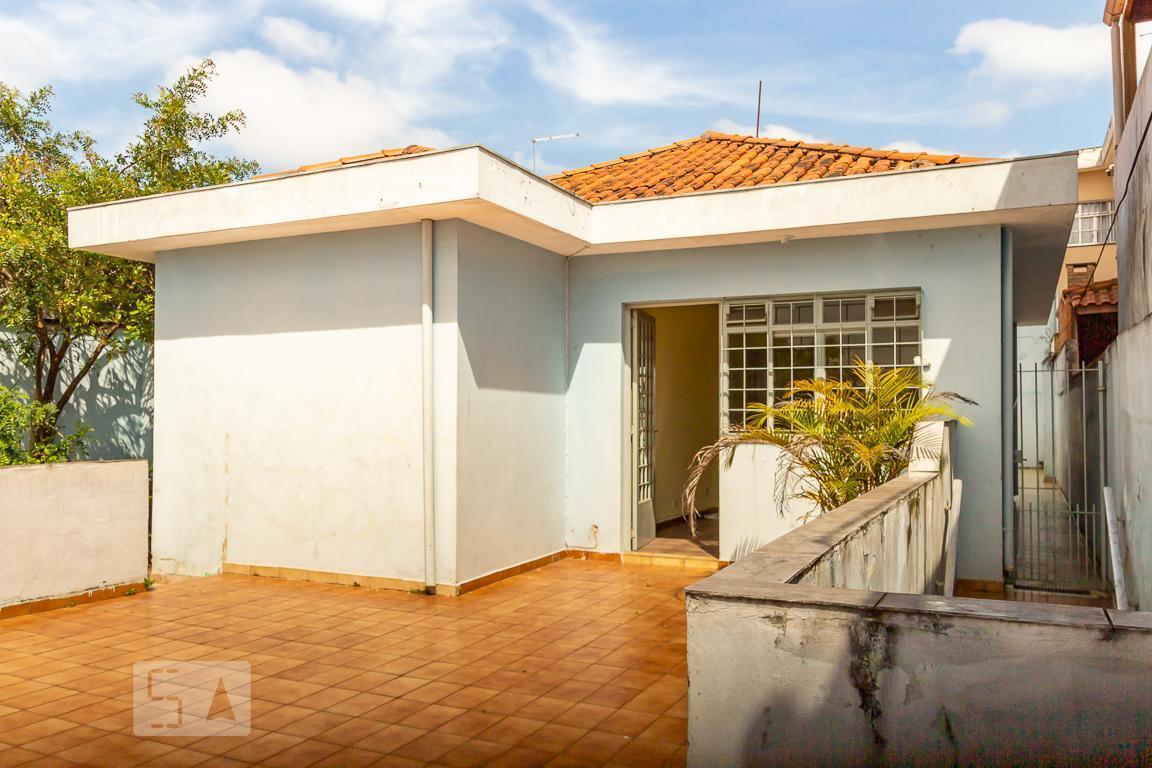 Casa para Aluguel - Vila Campestre, 3 Quartos,  100 m²