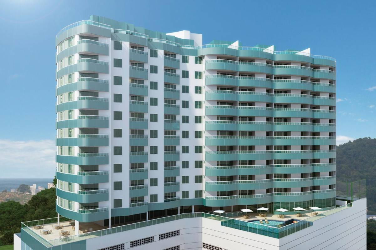 Apartamento 1 suíte com varanda no melhor da Ondina - Ondina Ocean