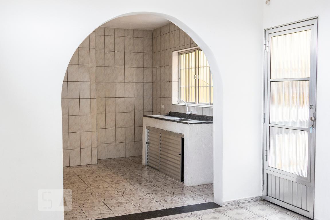 Casa para Aluguel - Cangaíba, 1 Quarto,  35 m²
