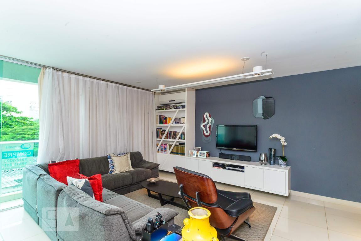 Apartamento para Aluguel - Savassi, 4 Quartos,  124 m²