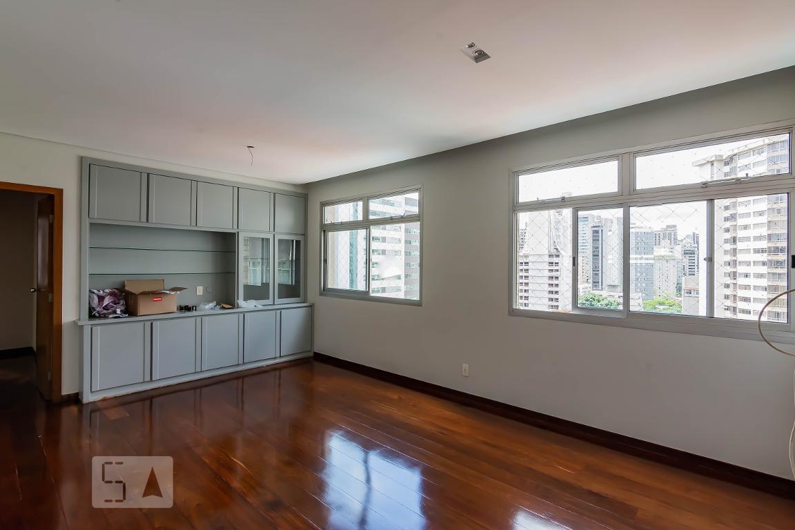 Apartamento para Aluguel - Lourdes, 3 Quartos,  90 m²