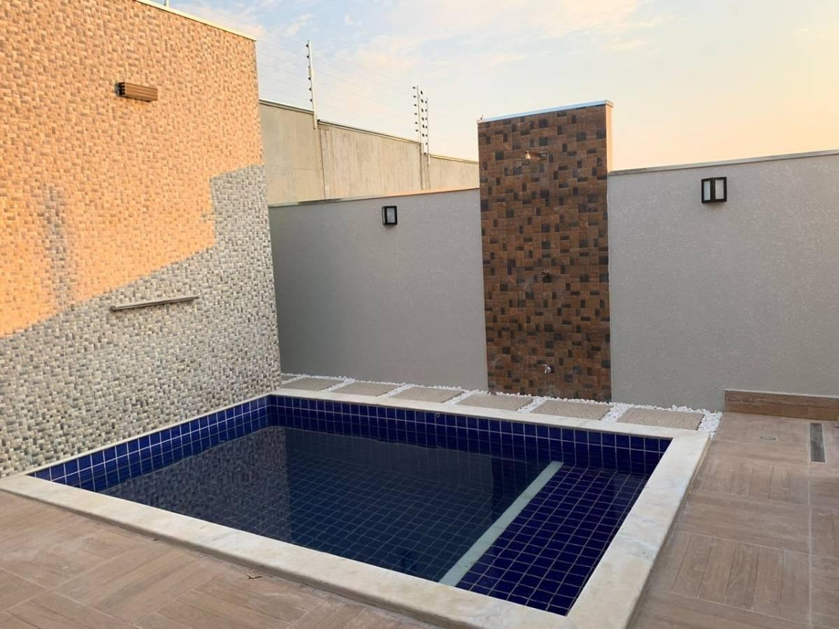 Casa em Condomínio Jardim Brescia,  Indaiatuba/SP, 3 quartos/1 suíte, piscina
