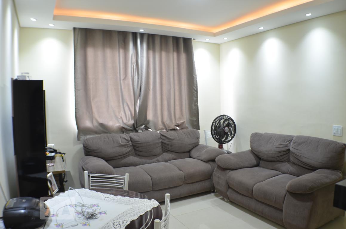 Apartamento para Aluguel - Santa Amélia, 2 Quartos,  46 m²