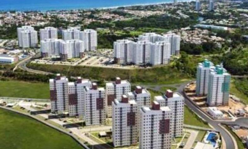 Flex Piatã, apartamentos com 2/4  com 53, 54, 58.
