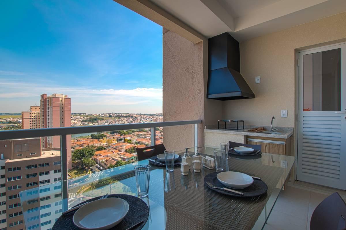 Premium Residence - Jardim do Pau Preto - Indaituba - Apartamento