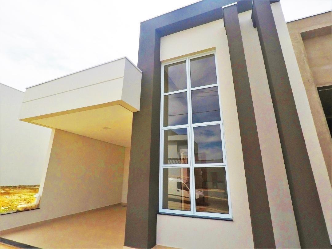 Casa 3 quartos com suite no Jardins do Império Vila Rica | Condomínio Fechado