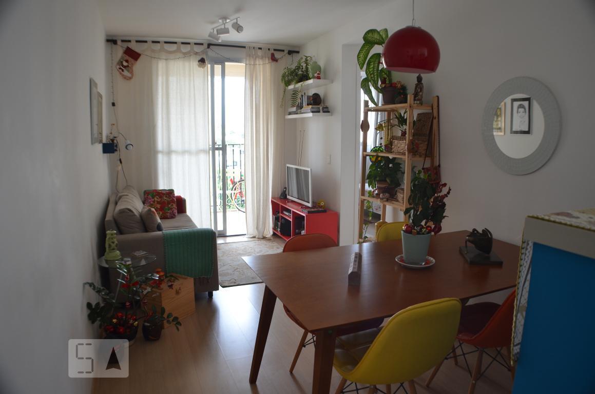 Apartamento para Aluguel - Planalto, 2 Quartos,  51 m²