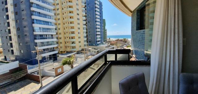 apartamento vista mar em armação