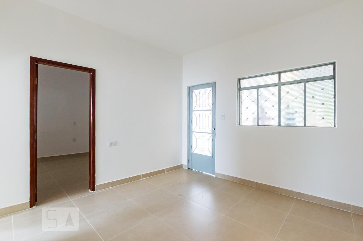 Casa para Aluguel - Guanabara, 2 Quartos,  52 m²