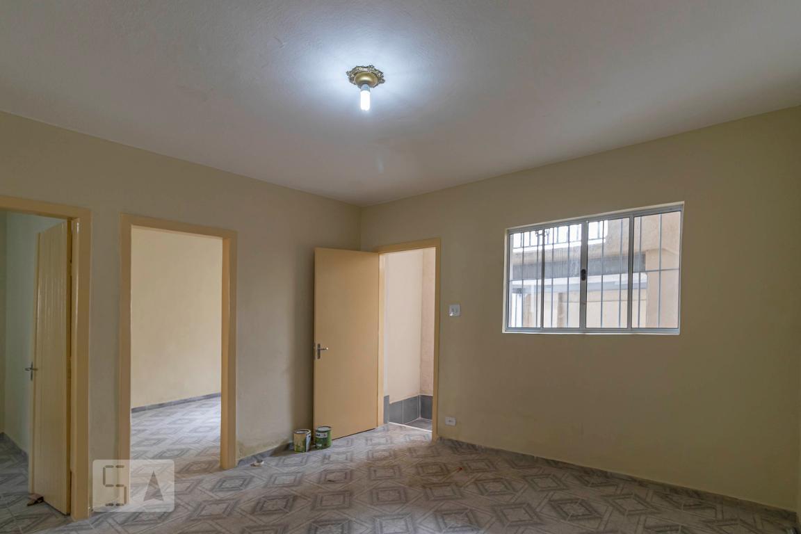 Casa para Aluguel - Vila Re, 2 Quartos,  70 m²