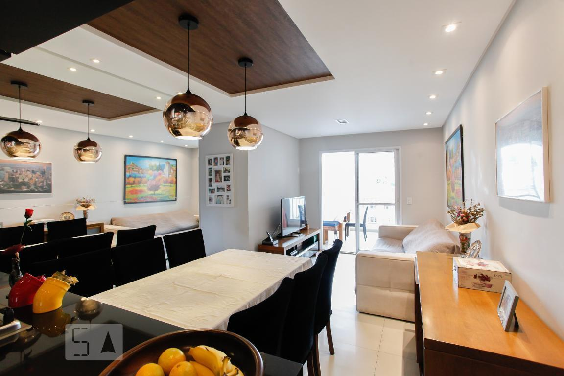 Apartamento para Aluguel - Chácara Inglesa, 3 Quartos,  85 m²