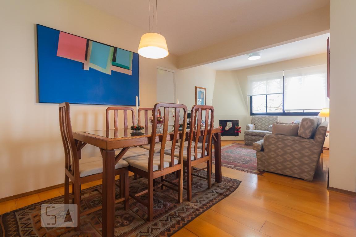 Apartamento para Aluguel - Campo Belo, 3 Quartos,  108 m²