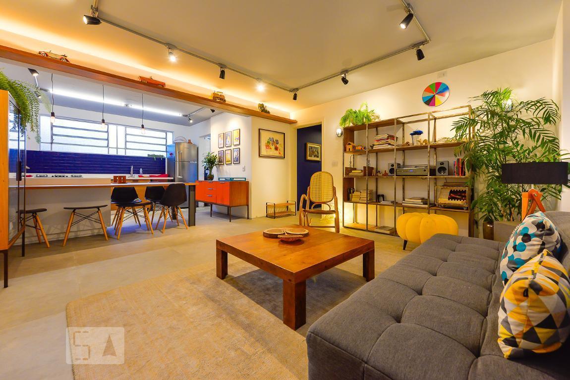 Apartamento para Aluguel - Pinheiros, 2 Quartos,  100 m²