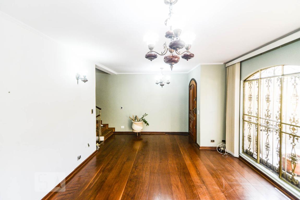Casa para Aluguel - Jardim Anália Franco, 4 Quartos,  280 m²