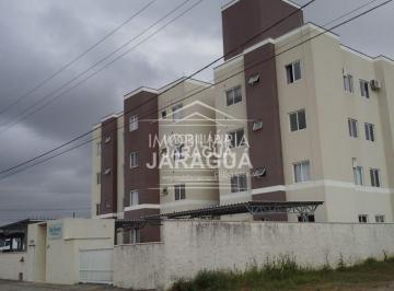 Apartamento de 2 quartos, Guaramirim