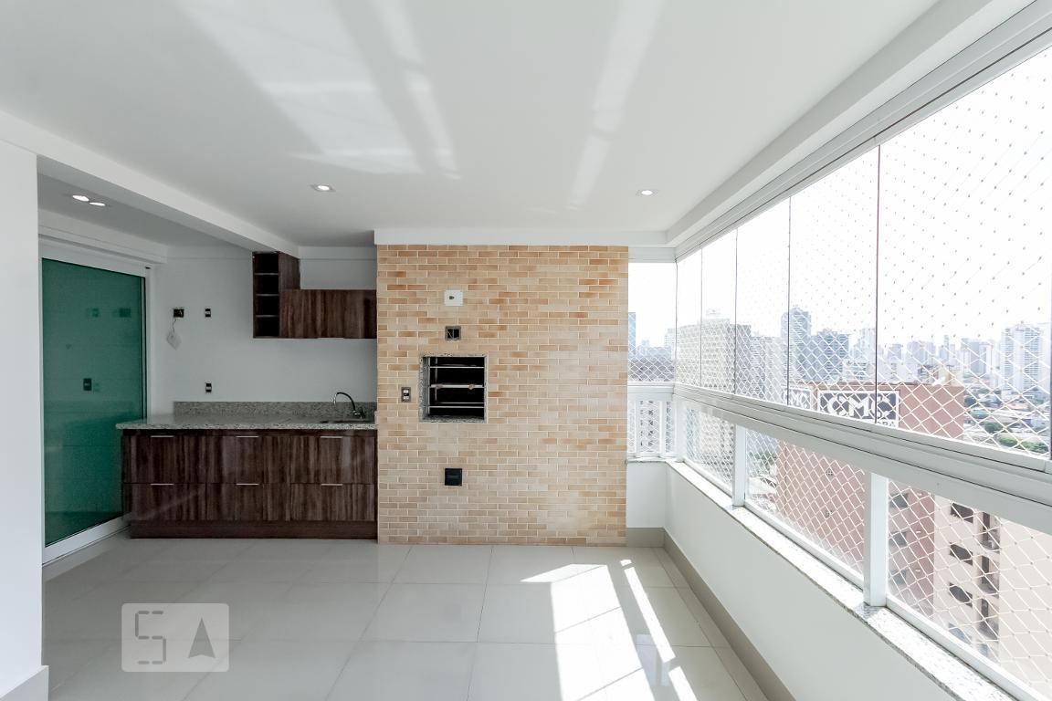 Apartamento para Aluguel - Setor Bueno, 3 Quartos,  131 m² - Goiânia