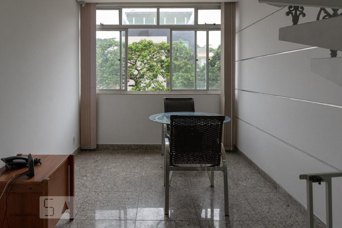 Apartamento para Aluguel - Santa Amélia, 4 Quartos,  220 m²