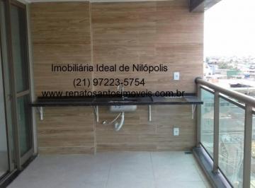 Apartamento de 3 quartos, Nilópolis