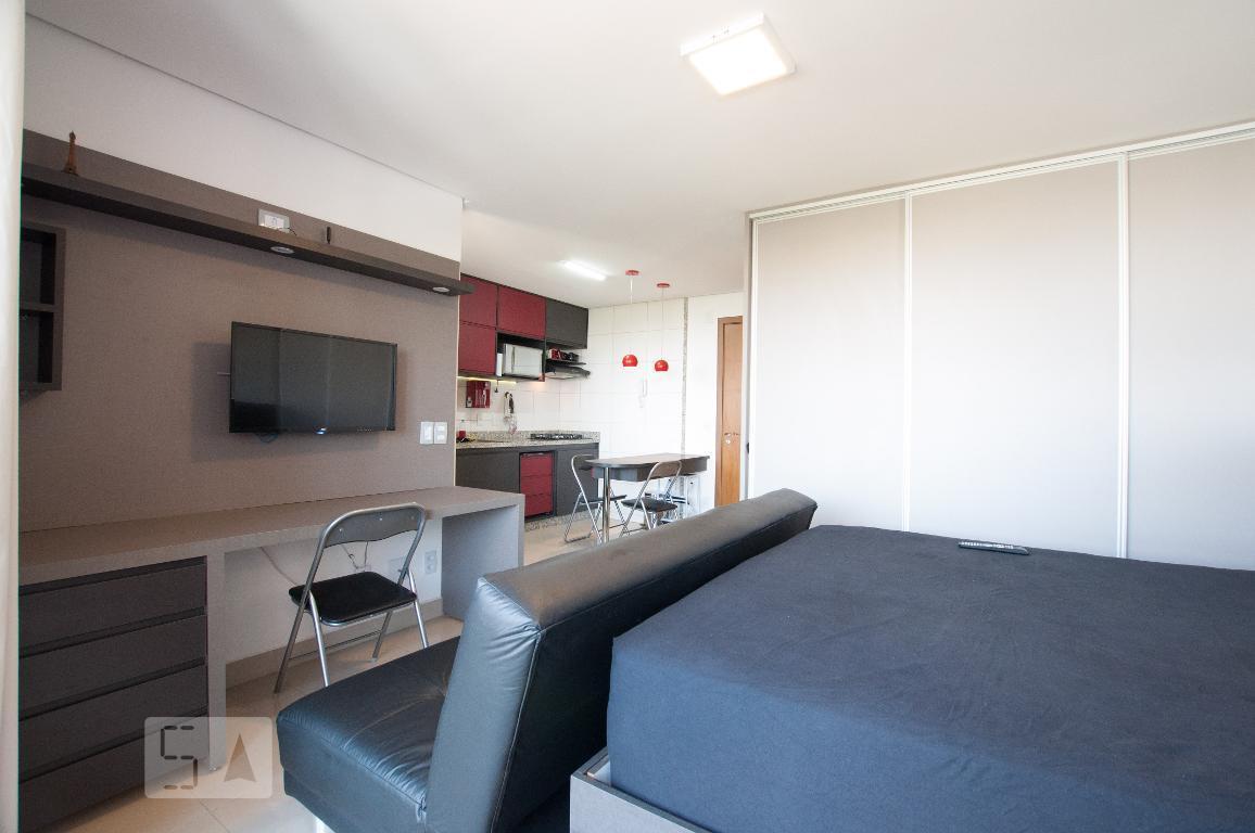 Apartamento para Aluguel - Setor Bueno, 1 Quarto,  36 m² - Goiânia