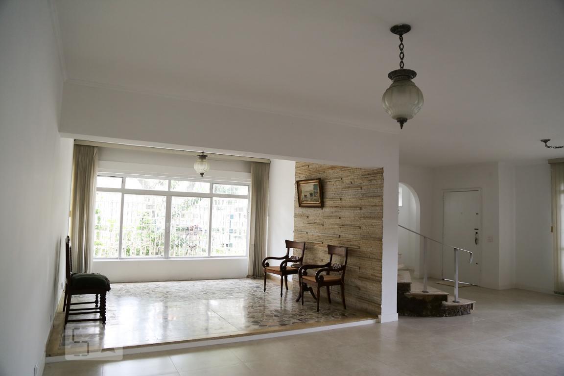 Casa para Aluguel - Planalto Paulista, 4 Quartos,  350 m²