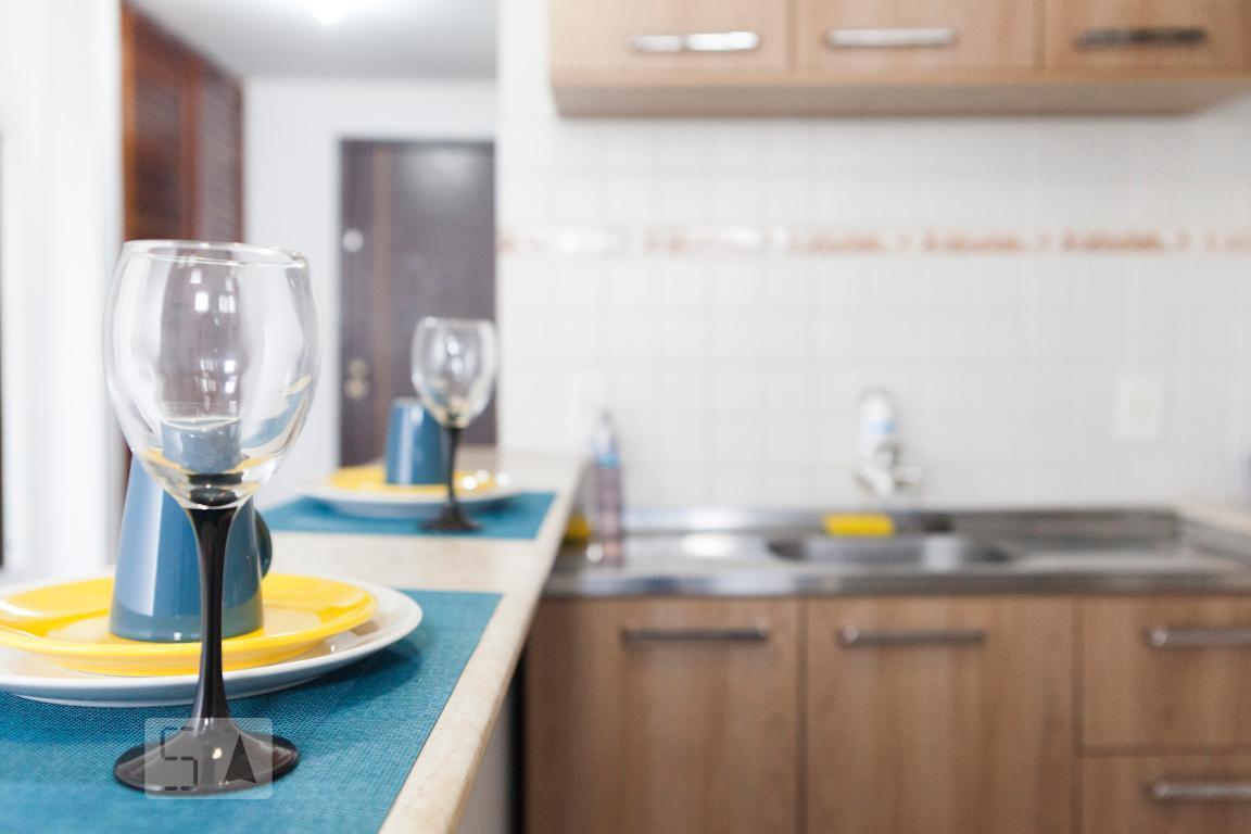 Apartamento para Aluguel - Setor Central, 1 Quarto,  25 m² - Goiânia