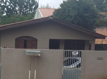 Frente da casa externa